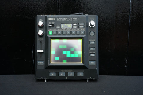 Korg Kaossilator Pro + Dynamic Phrase Synthesizer/Loop Recorder