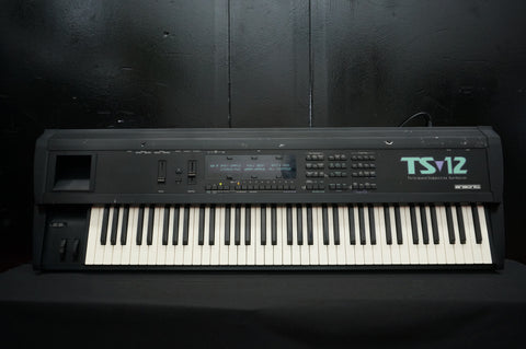 ENSONIQ TS-12 76 Key Poly Performance Composition Synthesiser / Workstation - 100V