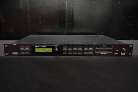 Yamaha TG55 Tone Generator Sample Based Synthesiser 1U Rack Mount Module - 100V