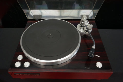 Victor / JVC QL-A70 Vintage 80's Quartz Locked Automatic Lift Turntable - 100V