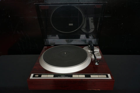 Denon DP-37F 80's Automatic Vintage Direct Drive Turntable Vinyl Record - 100V