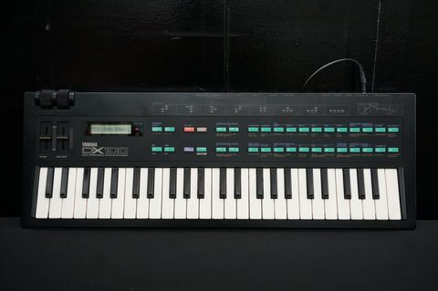 Yamaha DX100 Digital FM Poly Programmable Synthesiser - Detroit Techno Classic