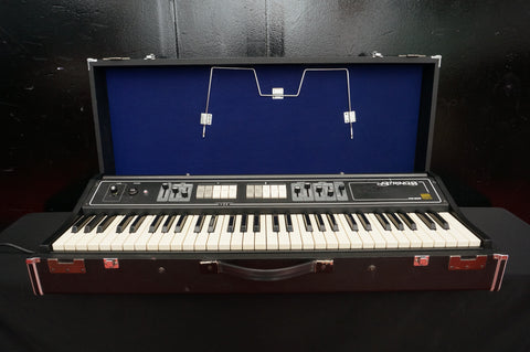 Roland RS-202 70s Vintage Strings & Brass Polyphonic Synthesiser Keyboard - 100V