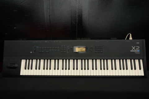 Korg X2 AI2 Workstation Synthesiser - Good condition - Few small faults - 100V