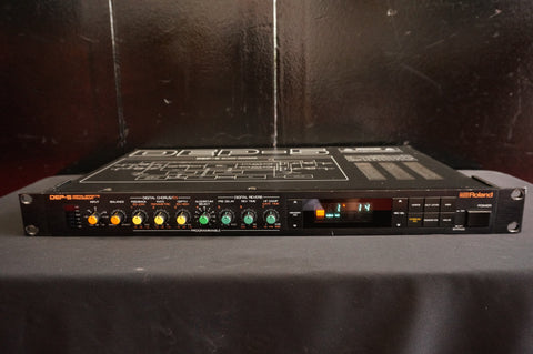 Roland DEP-5 Vintage 80's Digital Effects Processor 1U Rack Mount Multi-Effects