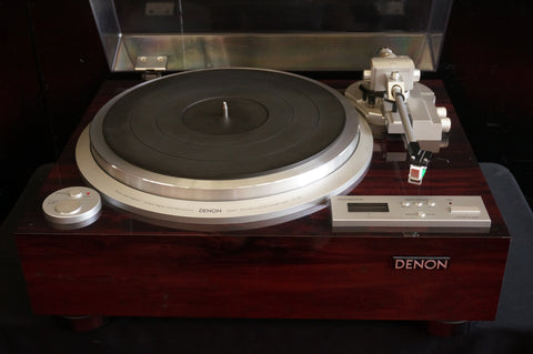 Denon DP-59L Audiophile Direct Drive Luxury Listening Turntable - 100V