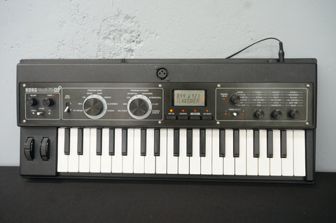 Microkorg XL + Plus - Portable Electronic Dance Music Polyphonic Synthesiser
