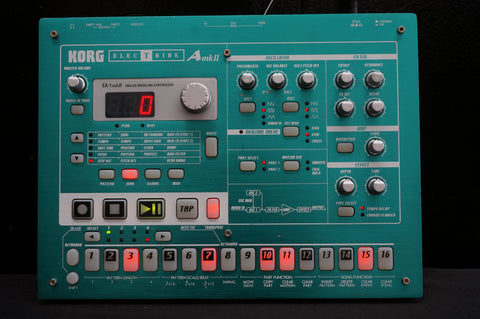 KORG Electribe EA-1 mkII MK2 Analog Modelling Synthesizer Synthesiser Analogue