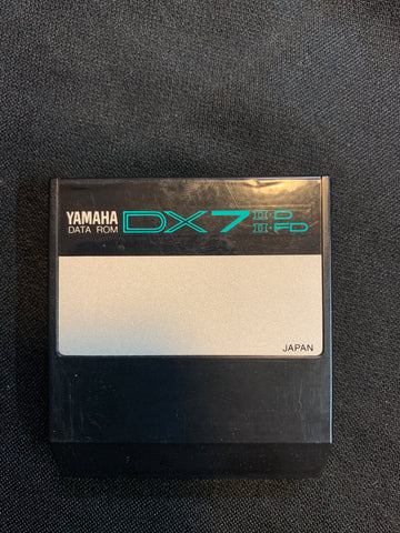Yamaha DX7 IID / IIFD Voice Data Rom Cartridge