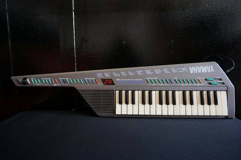 Yamaha SHS-10 S FM Digital Keyboard With MIDI Keytar Controller SILVER