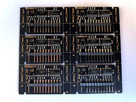 6X Analogue Renaissance AR80017A Roland Juno 106 MKS-7/30 Voice Filter Chip 80017A