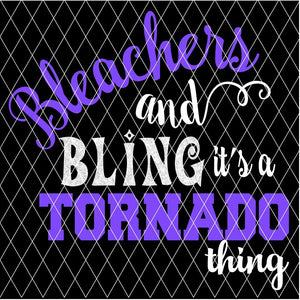 BLEACHERS BLING TORNADO