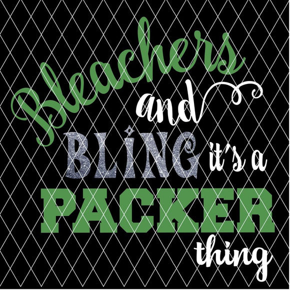 BLEACHERS BLING PACKER