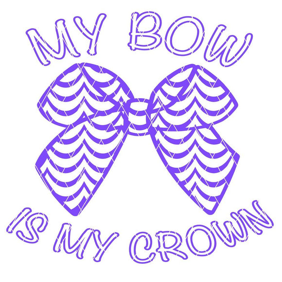 BOW CROWN 1