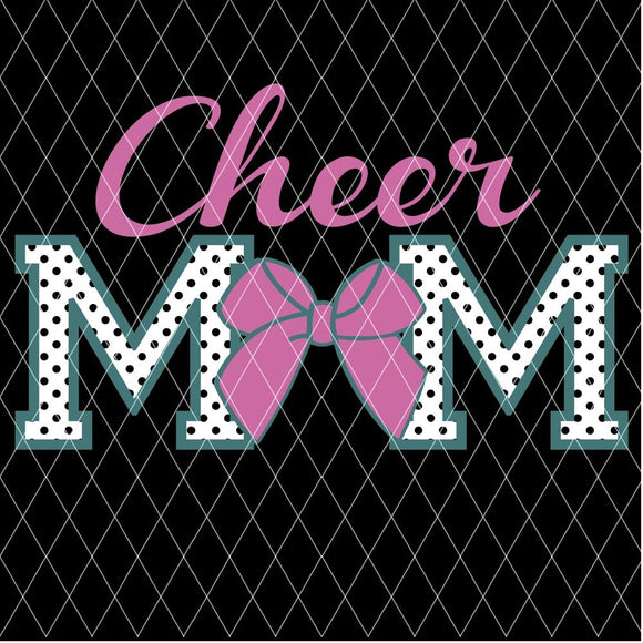 CHEER MOM POCKET