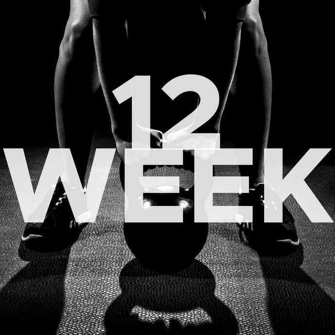 Transformation Package Project 12-week
