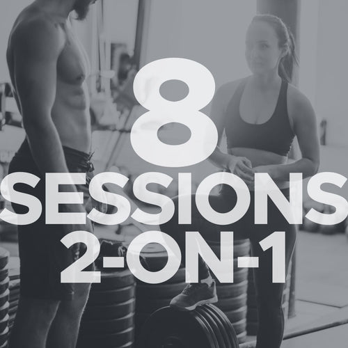 8 Sessions 2-on-1