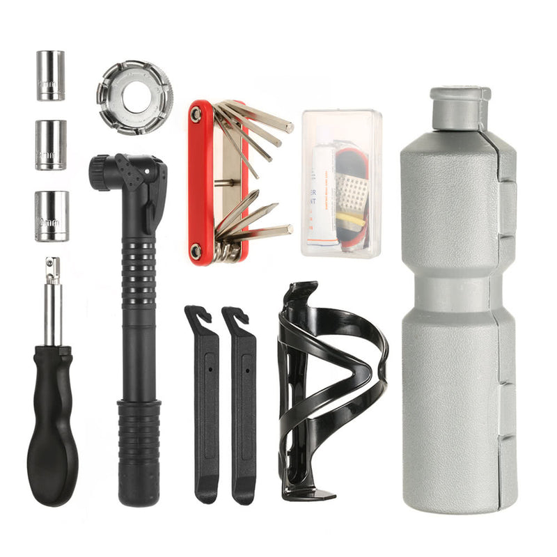 Bicycle repair Kit - capsule box