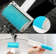 Reusable lint roller