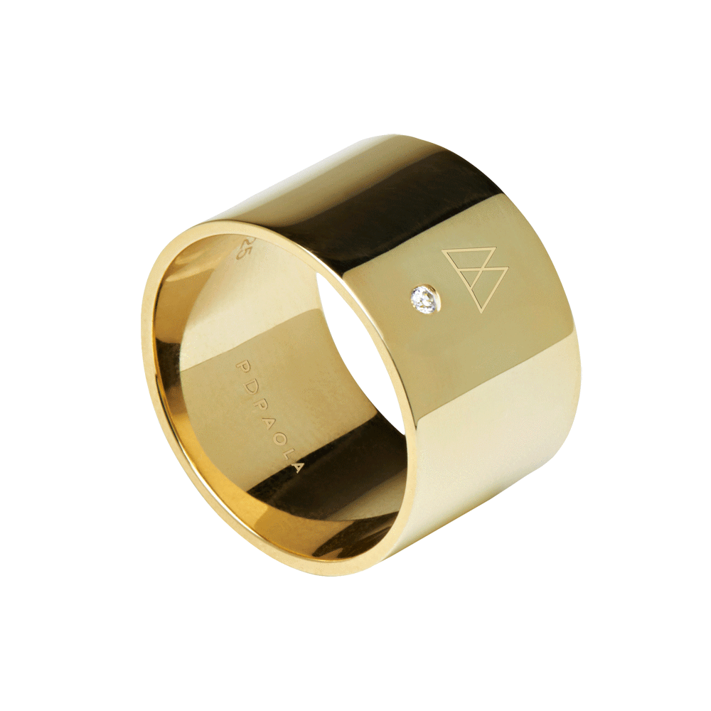 Anillo The Night Gold