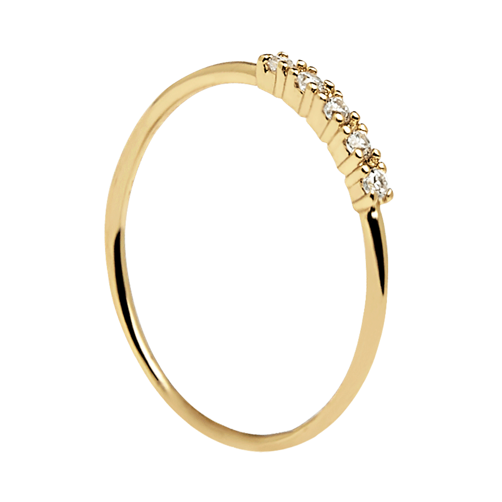 Anillo Misty gold