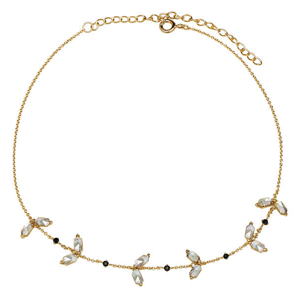 Collar Stardust gold para mujer