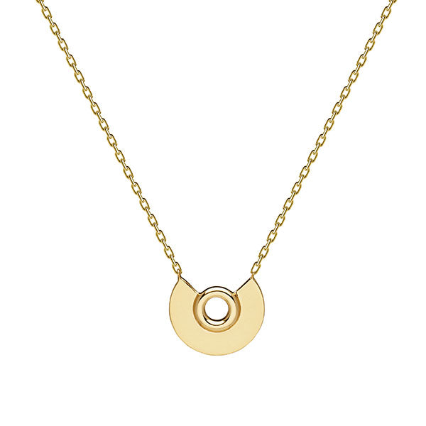 Collar Bardot gold