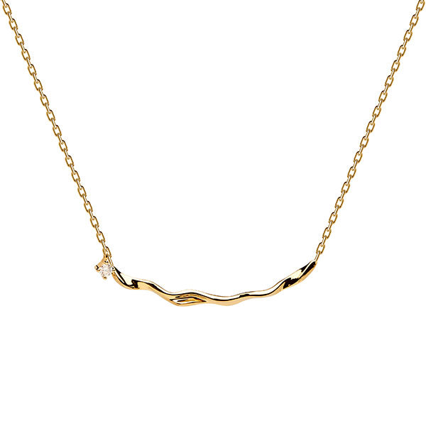 Collar Haru gold