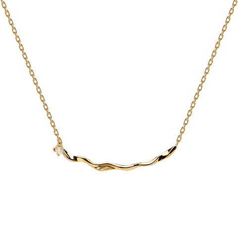 18k Gold plated 925 Sterling Silver