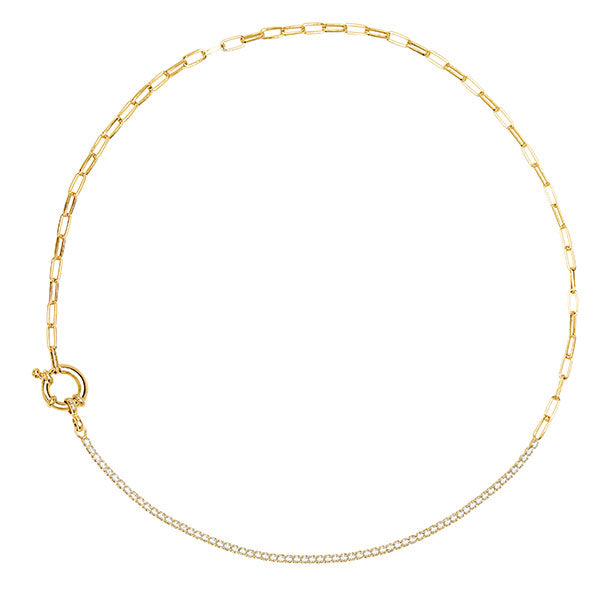 Collar Mirage gold