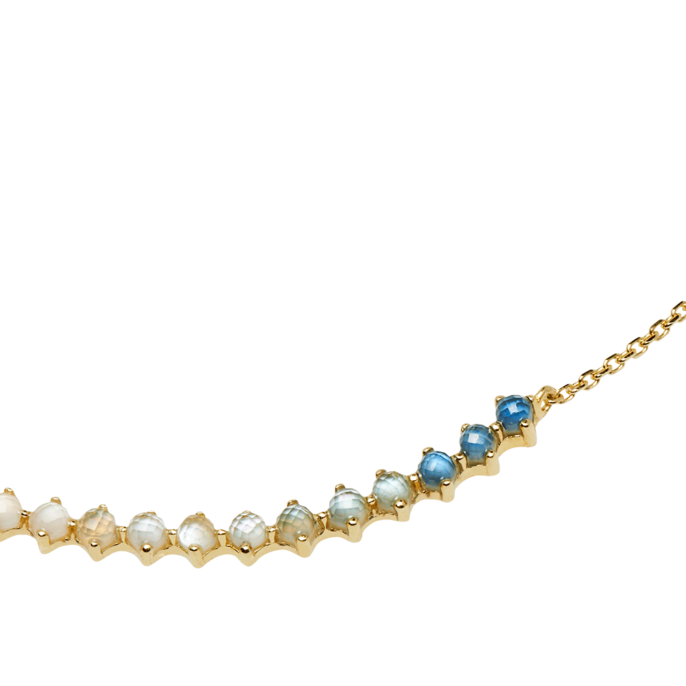 Collar Azure Gold