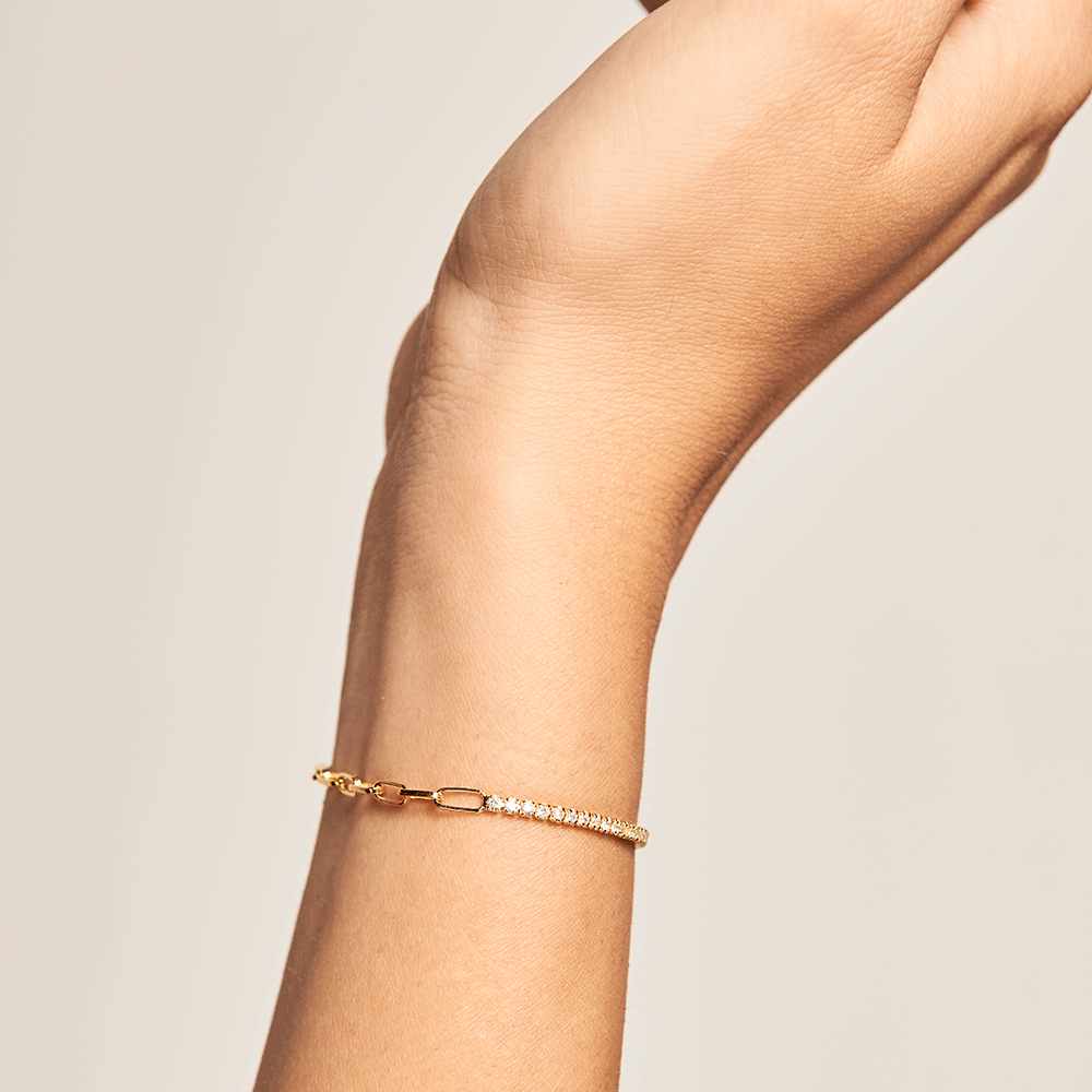 Pulsera Mirage gold