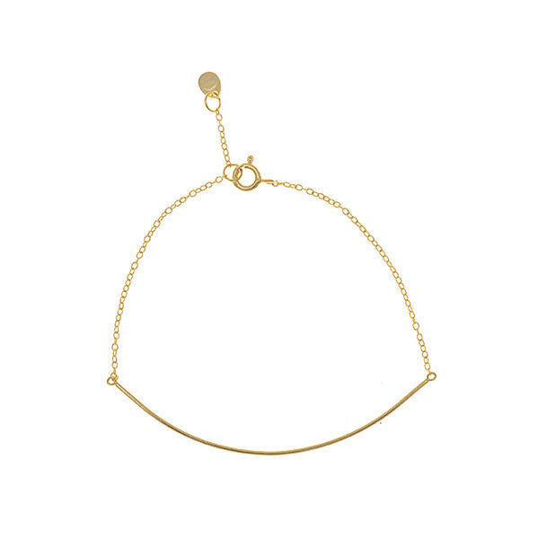 Pulsera Pipe gold