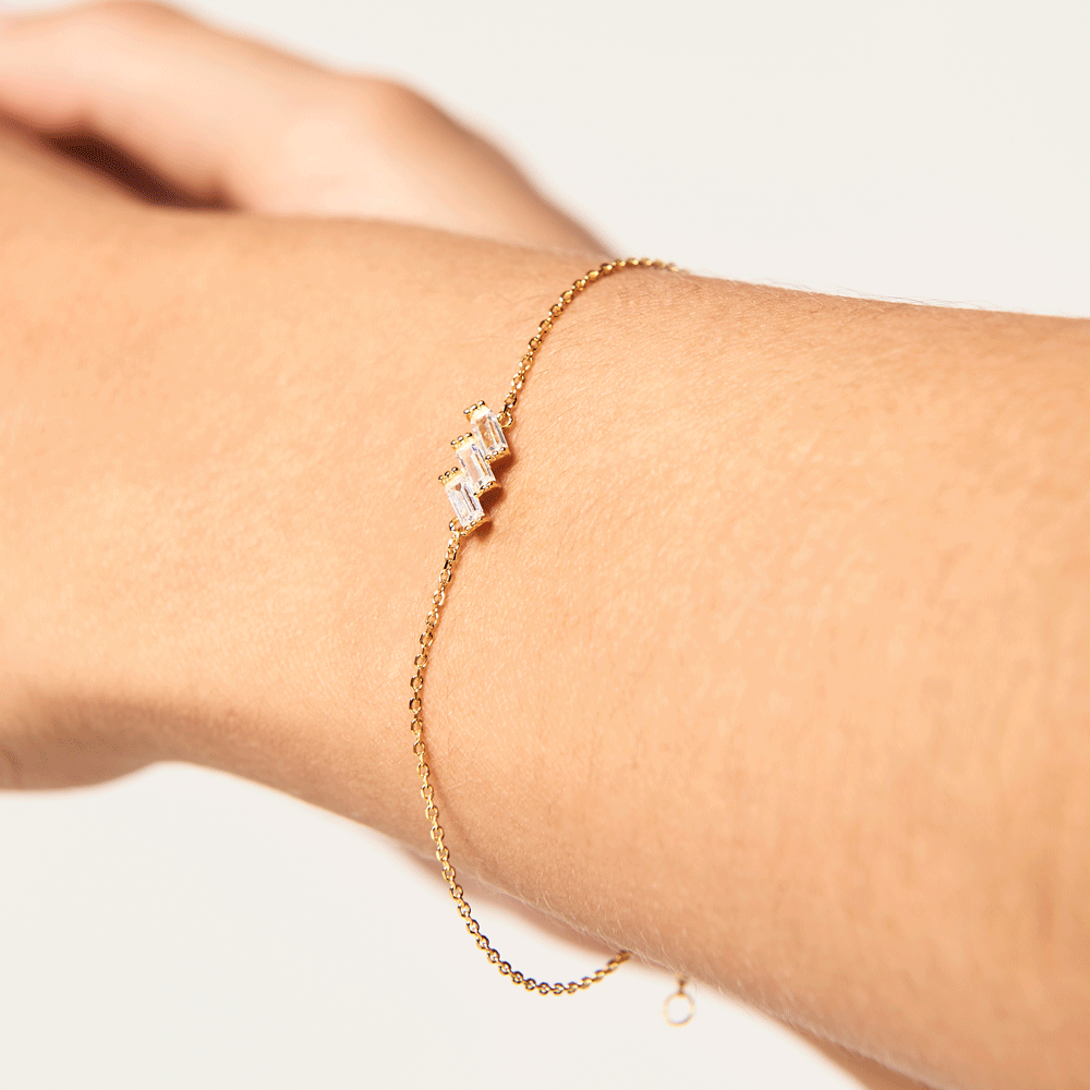 Buy Eagle Gold Bracelet at P D PAOLA ®   Shipping in 24h.