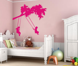 Altalena Wall Stickers MyCollection