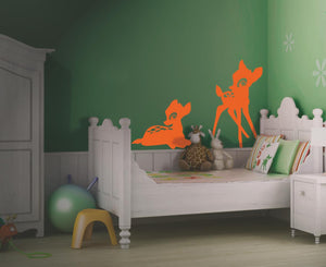 Wall Stickers Cerbiatti MyCollection