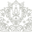 Wall Stickers Testata Letto Floreale MyCollection