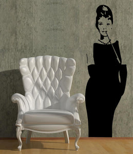Audrey Wall Stickers MyCollection