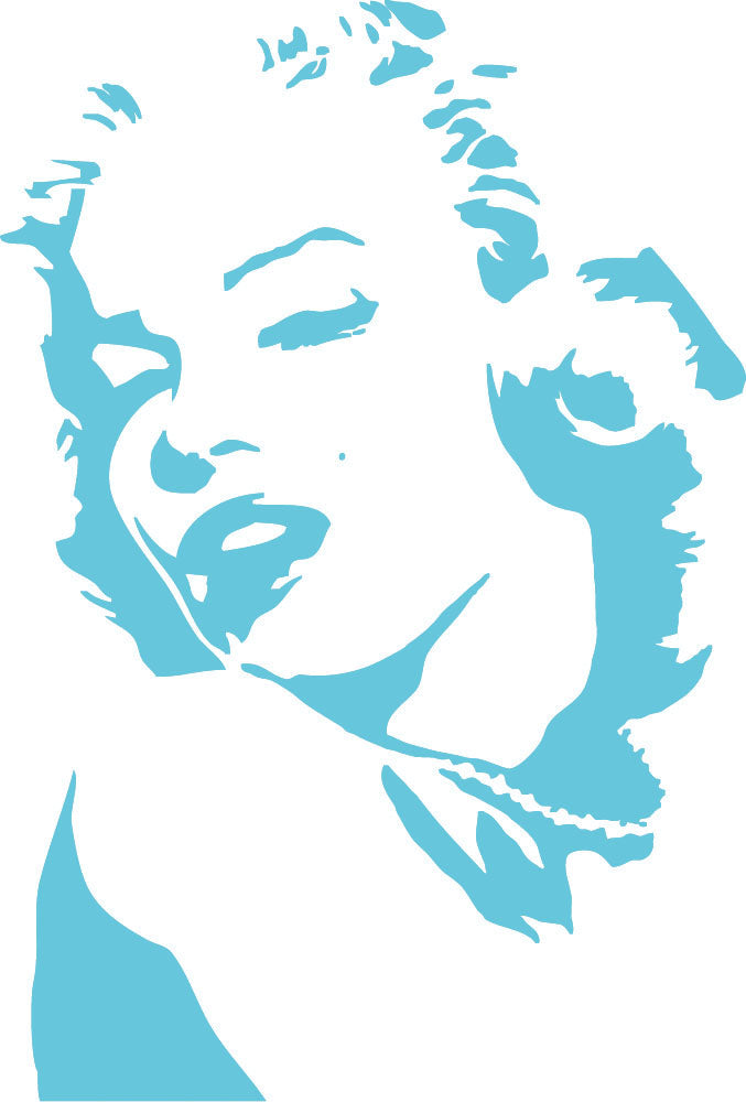 Wall Stickers Marilyn MyCollection