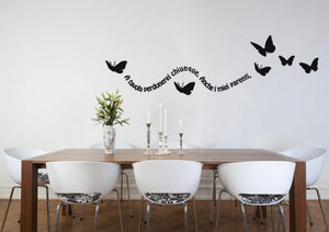 Wall Stickers A tavola MyCollection