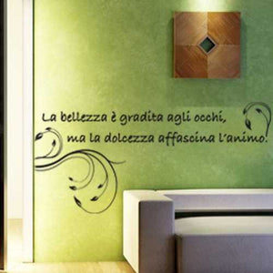 La bellezza Wall Stickers MyCollection