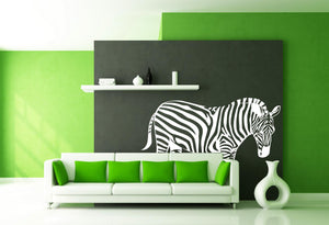 Zebra Wall Stickers MyCollection