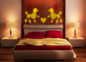 Barboncini Wall Stickers MyCollection
