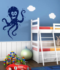 Wall Stickers Polpo MyCollection