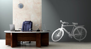 Bicicletta Wall Stickers MyCollection