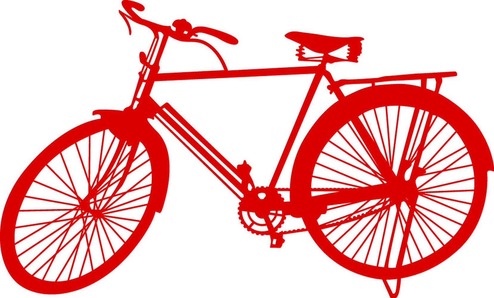 Wall Stickers Bicicletta MyCollection