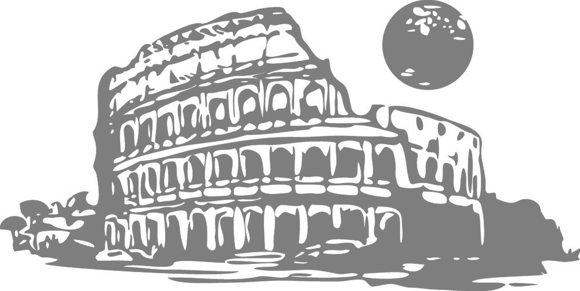 Wall Stickers Colosseo MyCollection