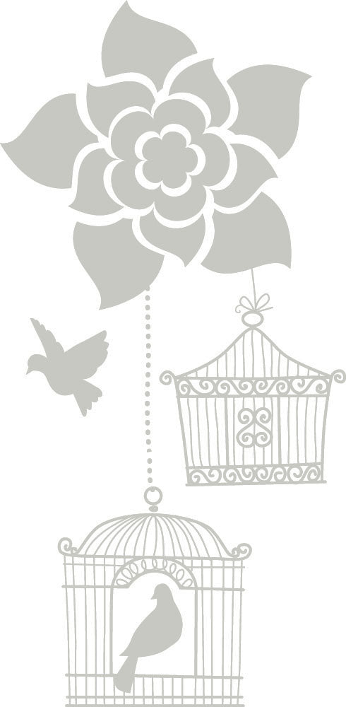 Wall Stickers Gabbiette liberty MyCollection