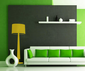 Piantana classica Wall Stickers MyCollection
