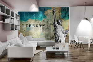 Carta da parati Liberty MyCollection